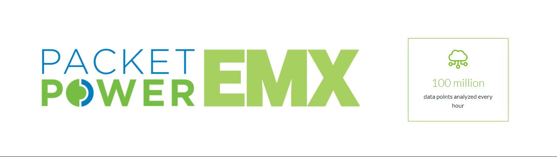 Packet Power EMX monitoring software