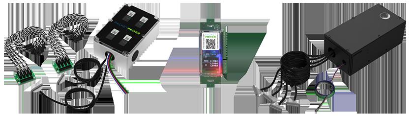 Packet Power next generation wireless power monitors