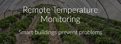 Packet Power provides remote temperature monitoring
