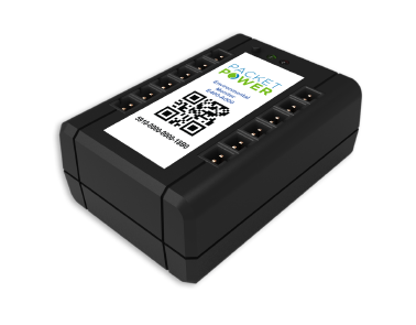 Packet Power 12-probe Environmental monitor