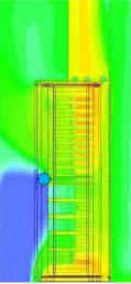 Low heat cabinet