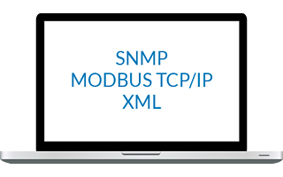 Packet Power integration via SNMP or Modbus
