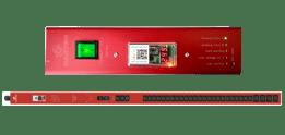 Schleifenbauer power stip with Packet Power wireless power monitor embedded