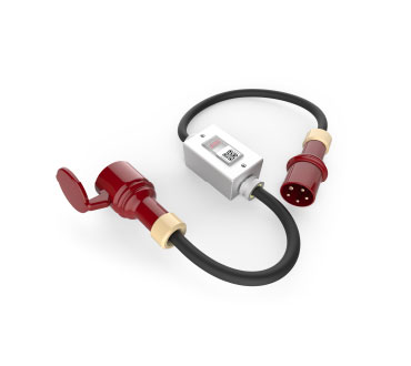 Smart power cable