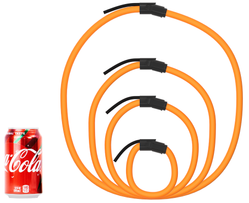 Packet Power flexible Rogowski coil current sensors